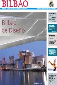 Bilbao Nº 262, Agosto de 2011, Periódico Municipal,Bilboko Udala / Ayuntamiento de Bilbao