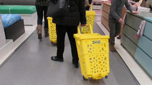 IKEA Shopping Kart